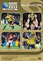 DVD ラグビーワールドカップ2011 プレミアムBOX 入荷