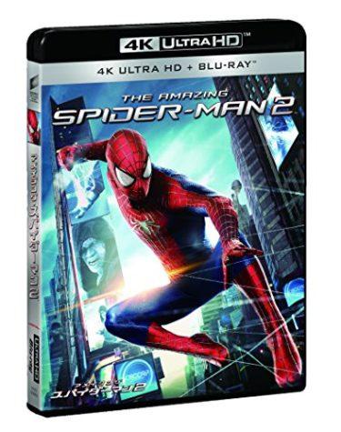 アメイジングスパイダーマン3は製作中止だが、アメイジング・スパイダーマン2はブルーレイ販売