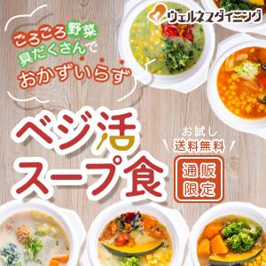 野菜不足解消の新提案 1食で1日に必要な野菜の半分を摂取「ベジ活スープ食」という生き方