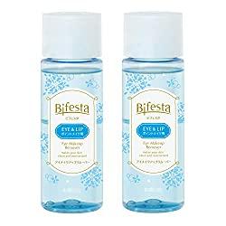 Bifesta(ビフェスタ) うる落ち水クレンジング アイメイクアップリムーバーで泣く人、笑う人
