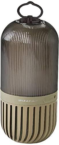 できる人がやっている「SPICE OF LIFE(スパイス) ゆらぎカプセルスピーカー カーキ Bluetooth 防塵 防水 LED 充電式 CS2020KH」の上手な活用方とは?