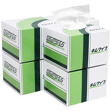 日本製紙クレシア キムワイプ S-200 箱入り 120×215mm 200枚 6個入するための教科書